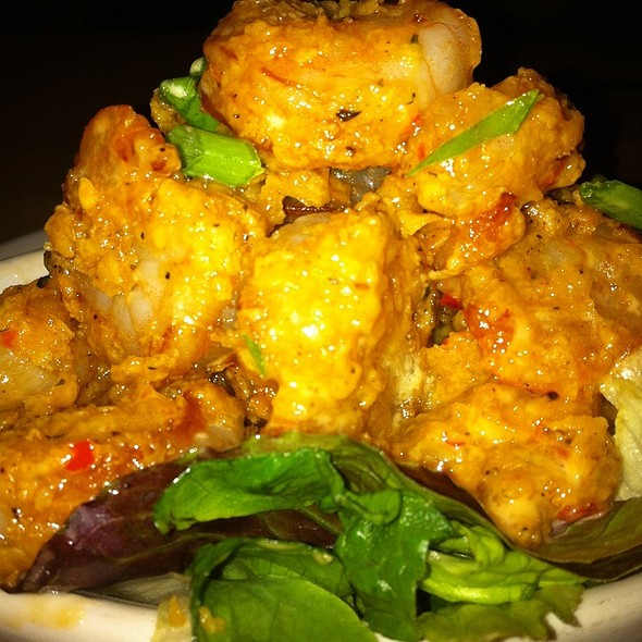 Bang Bang Shrimp @ Bonefish Grill