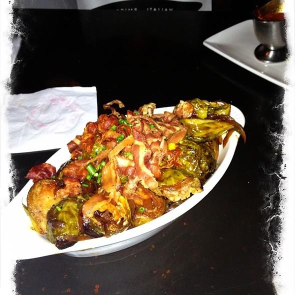 Kobe Meatball With Chorizo at Prime Italian