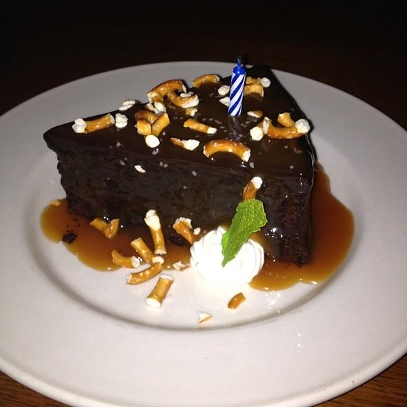 Chocolate Almond Cake @ Republic Chophouse