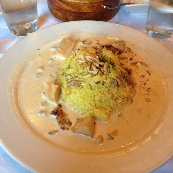 Biriani Dajaj @ Dishdash Restaurant