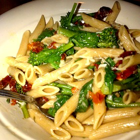 Bowtie Aglio (w/whole Penne Substitute) - Maggiano's - Cherry Hill