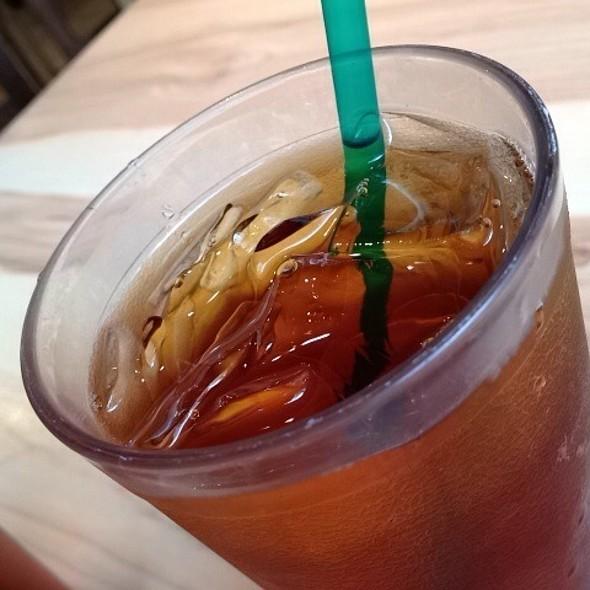 Iced tea @ Lenas