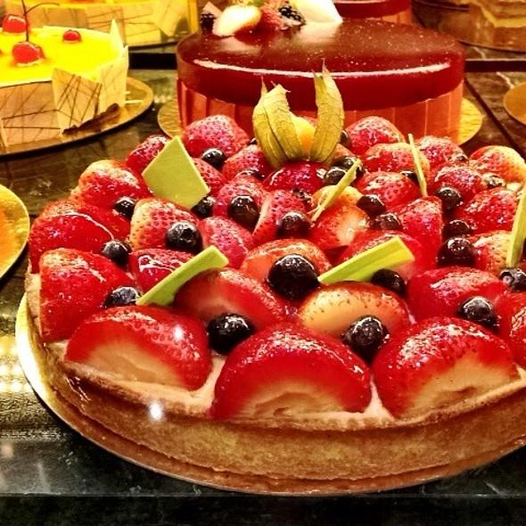 Strawberry Tart @ TWG Tea Salon & Boutique (Marina Bay Sands) #1