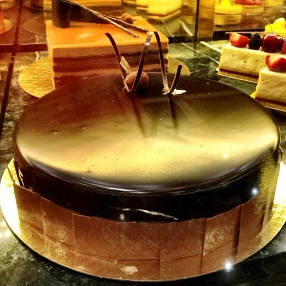 Warm Chocolate Cake @ TWG Tea Salon & Boutique (Marina Bay Sands) #1