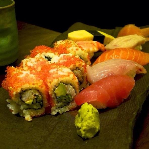 Assorted Sushi @ Sushi Tei