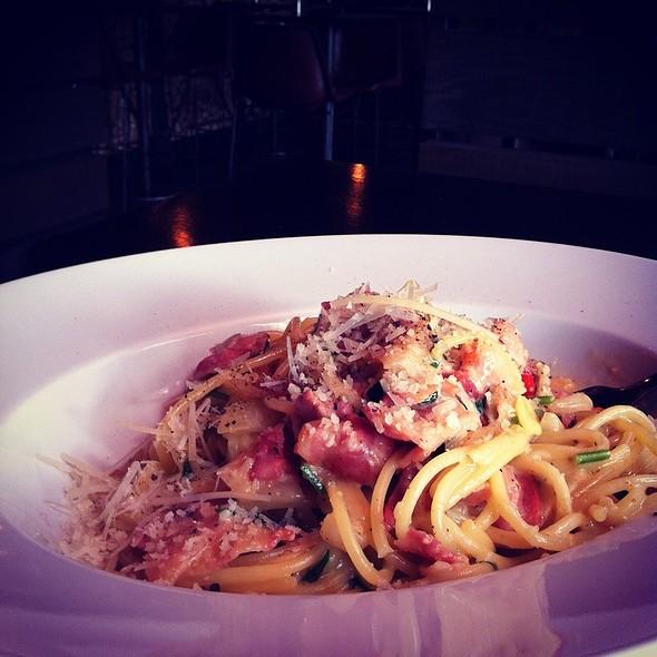 Spaghetti Carbonara @ Primo Deli Ciao Ciao