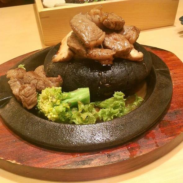 Japanese Wagyu Beef @ Oh Sushi