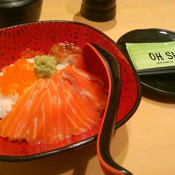 Chirashi Sushi @ Oh Sushi