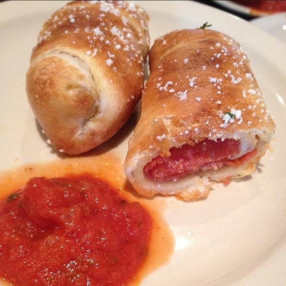 Pepperoni Rolls @ Piesanos