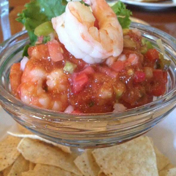 Shrimp A La Mexicana - McAdoo's, New Braunfels, TX