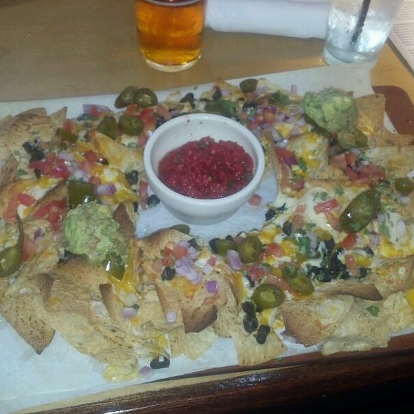 Nachos - Walnut Brewery, Boulder, CO