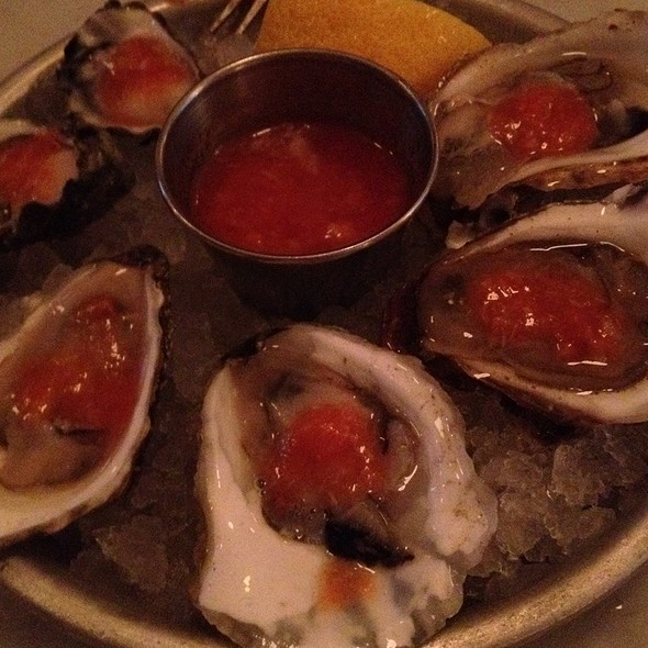 Assorted Oysters @ Neptune Oyster