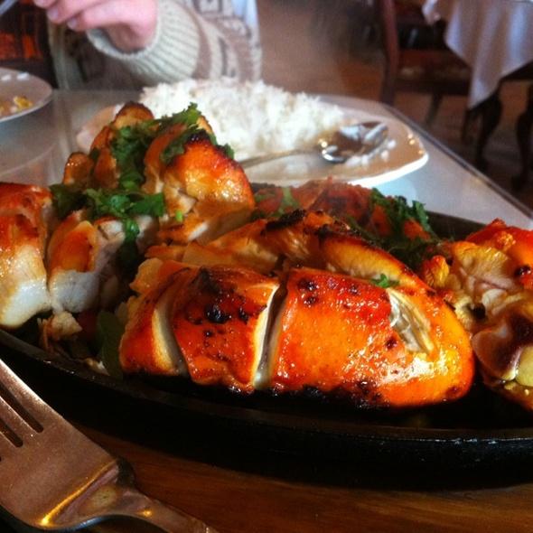 chicken vindaloo - Urban Curry, San Francisco, CA