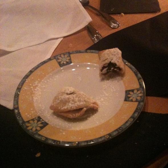 Turkish Cookies - Babette's Cafe, Atlanta, GA
