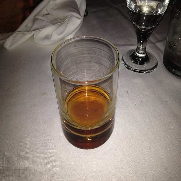 Pappy Van Winkles! - Frankie & Johnnie's Steakhouse - Rye, Rye, NY