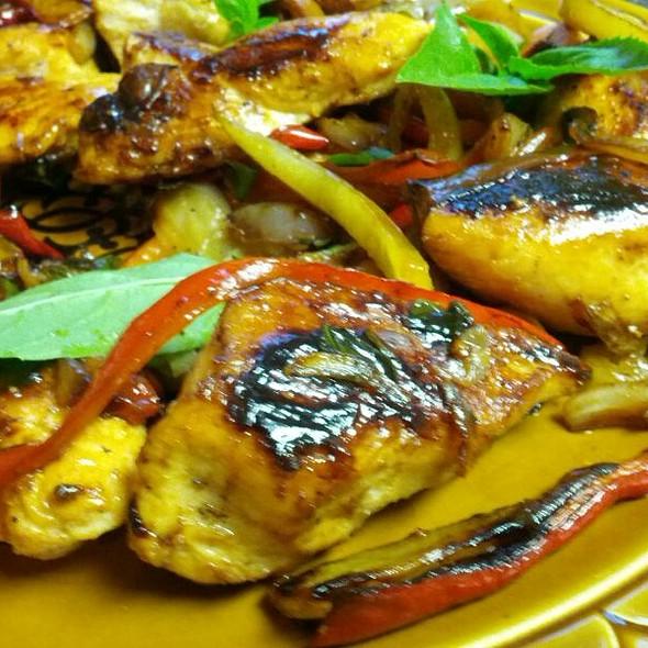 Pan Fried Chicken @ K. W. Busfield Residence