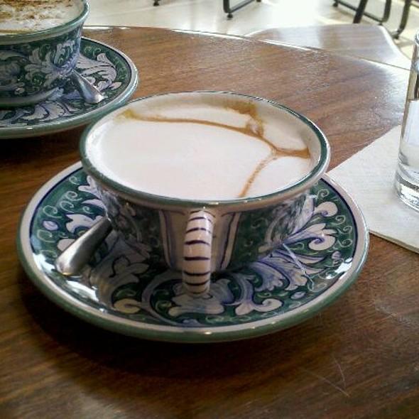 Cappuccino @ La Colombe Torrefaction