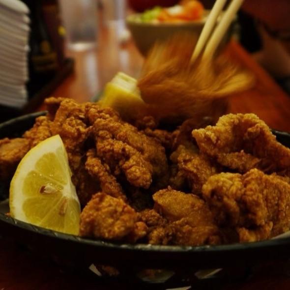 Chicken Karaage @ Maru Ichi
