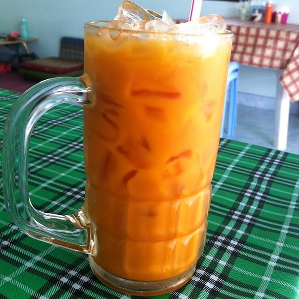 Cha Yen Thai Tea @ ข้าวแกงเมืองคอน
