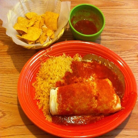 Burrito Colorado