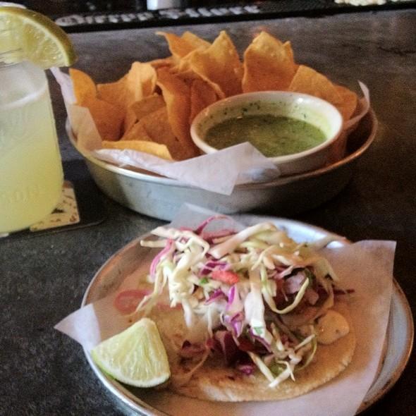 Fish Taco @ Bakersfield OTR