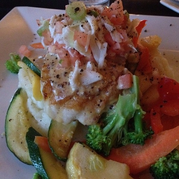 Grilled Chilean Seabass  - The Grill Room - Hauppauge, Hauppauge, NY