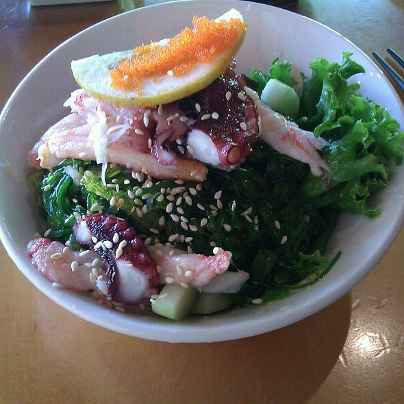 Goma Wakame Salad @ Mio Sushi Hawthorne