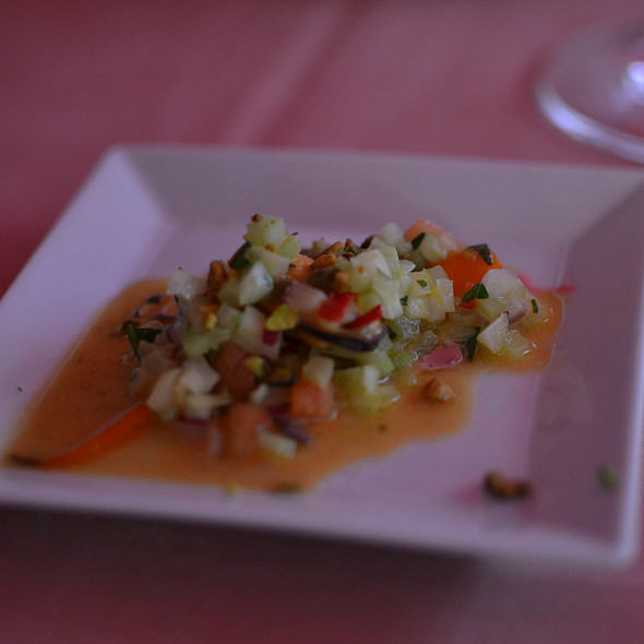 Roasted Carrot @ George Restaurant