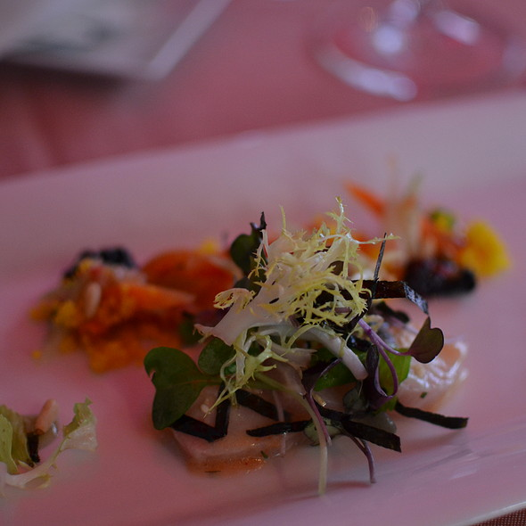 Scallop Sashimi @ George Restaurant