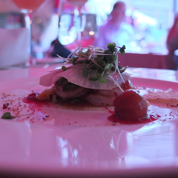 Spotted Prawns @ George Restaurant