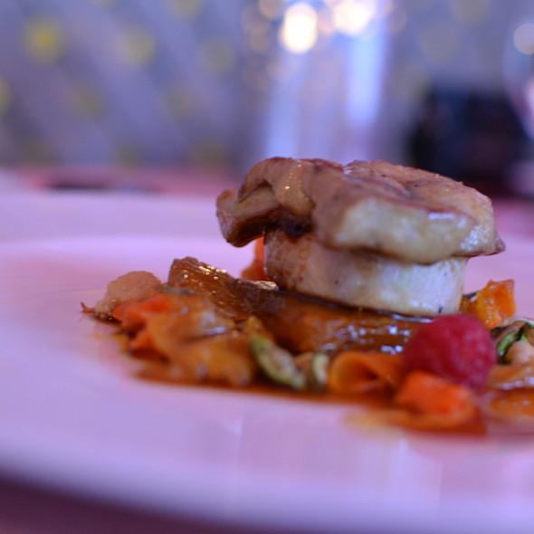 Tandoori spiced hen @ George Restaurant