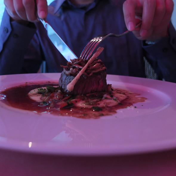 Beef tenderloin @ George Restaurant