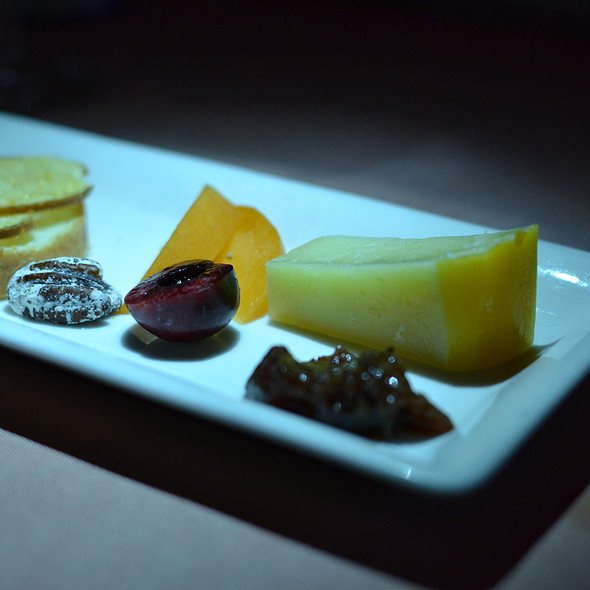 Lancaster Cheese @ George Restaurant