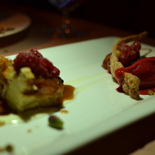 Sponge Cake @ George Restaurant