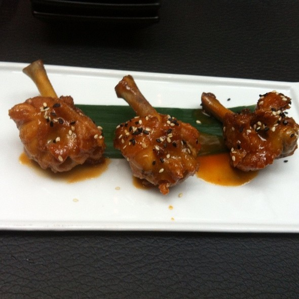 Chicken Lollipops - CO-OP Food & Drink, New York, NY