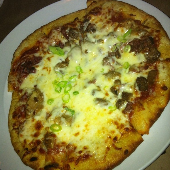 Meat Pizza - Rye and Thyme, Leominster, MA