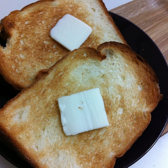 Butter Toast @ Home