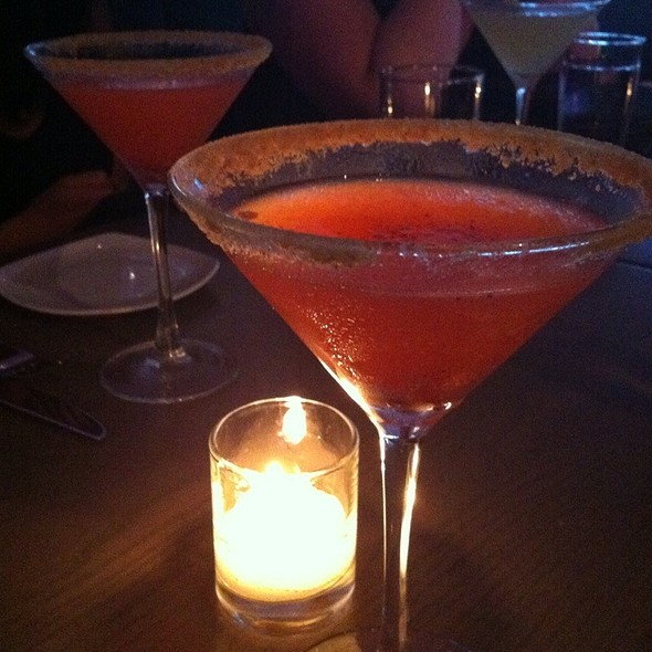 Loosey Goose Martini @ One