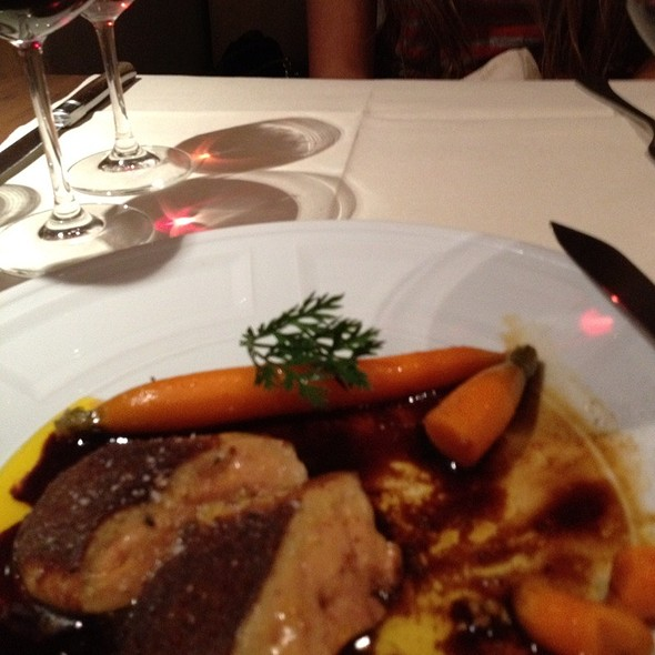Foie Gras Plate W/ Kir