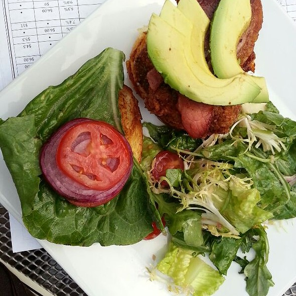 Philly Fried Chicken BLT @ The Cambridge