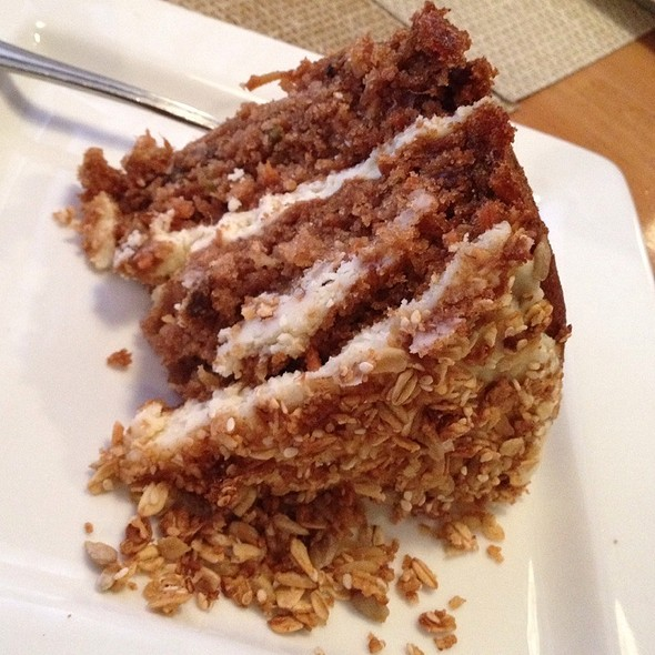 Carrot Cake - Good Earth Roseville, Roseville, MN