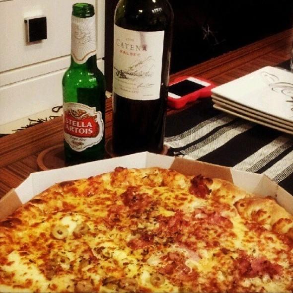 Pizza A Moda Da Casa