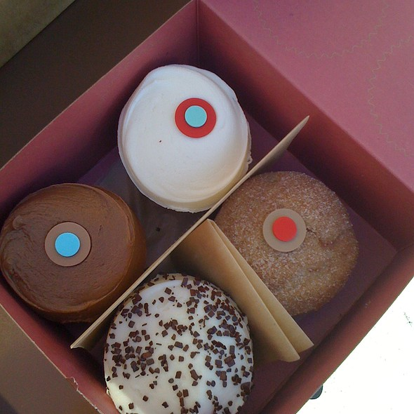 Assorted cupcakes @ Sprinkles Cupcakes