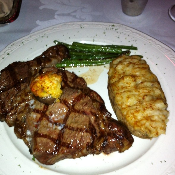 Ribeye Steak - de Medici Cucina Italiana, San Diego, CA