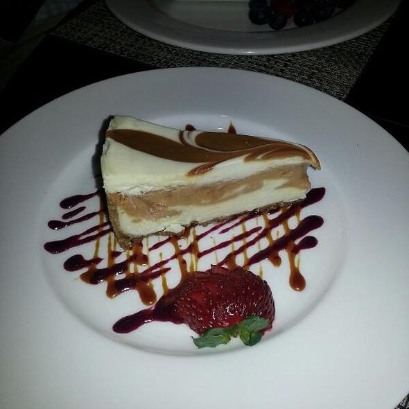 Praline Pecan Cheesecake - 024 Grille, Houston, TX