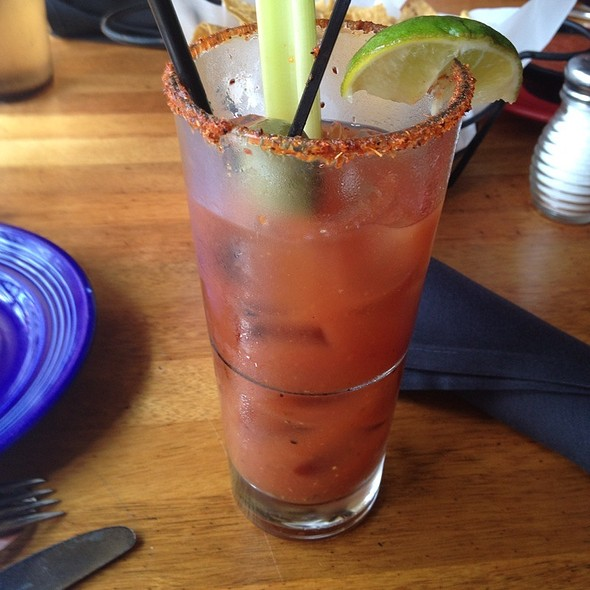 Bloody Mary - Fat Fish Cantina Grill, San Diego, CA