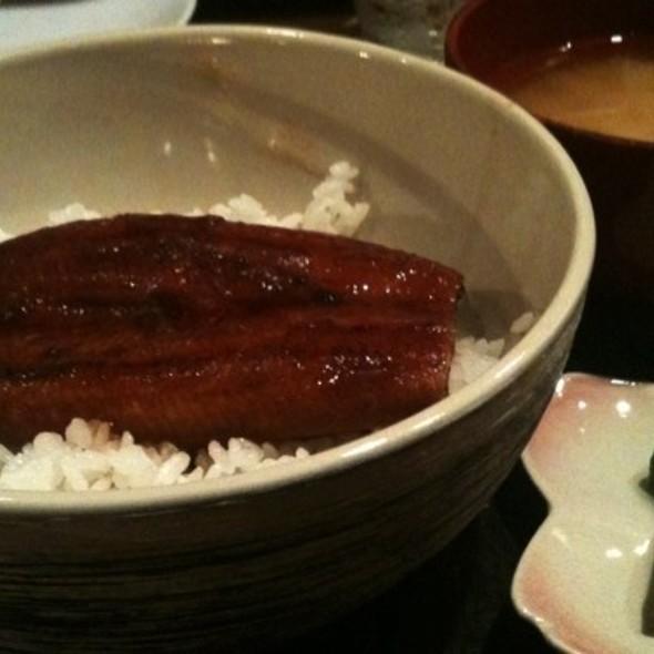 ข้าวหน้าปลาไหล @ Kitchen Hush