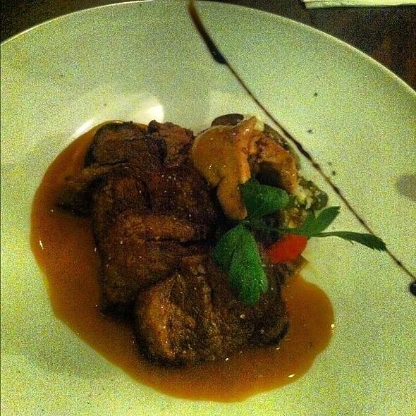 Tenderloin Rossini @ Lu Restaurant
