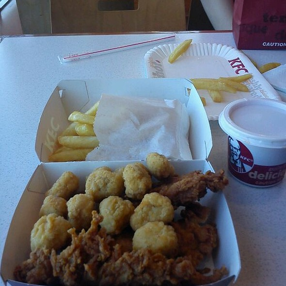 Bonless Banquet For One  @ KFC