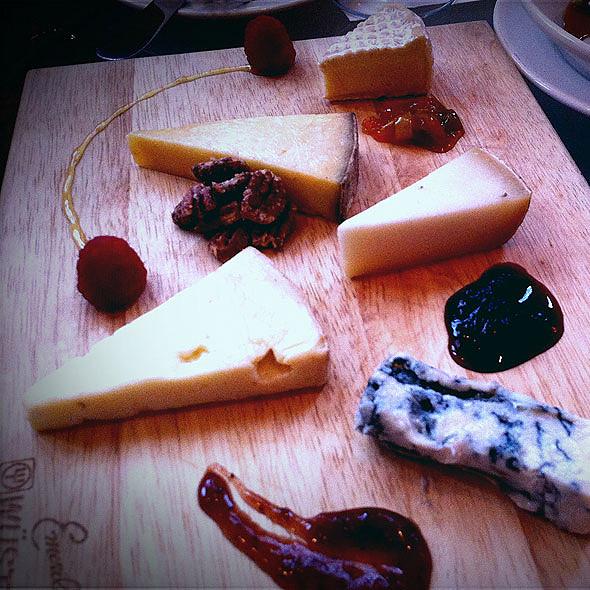 Artisanal Cheese Board - Emeril's Delmonico, New Orleans, LA